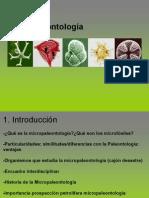 Tema Micropaleontología