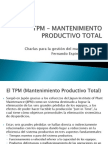 Concepcion Tpm Mantenimiento Productivo Total
