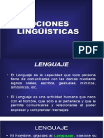 Ppt Lenguaje, Lengua, Habla, Dialecto