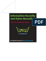 Information Security and Cyber Security White Paper Michael Lassiter Jr