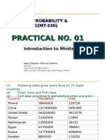 Practical No 1