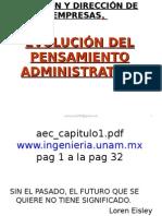 Gestion y Direccion Semana 2a.