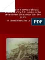 Sacred Heart and La Salle Development