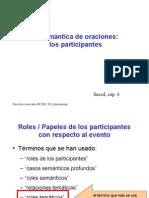 Semantica Roles