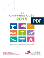 Chiffre Cles 2015 du Batiments