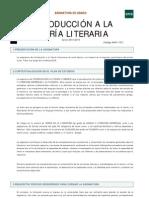 Guia teoria literaria