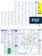Step Free Tube Guide Map