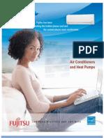 Fujitsu Halcyon Mini Split Heat Pumps - Full Comfort and Energy Savings for Your House