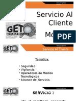 Servicio Taller servicio al Cliente