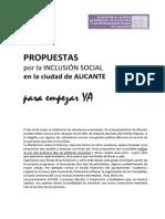 Cien Primeros Días en El Ayuntamiento de Alicante