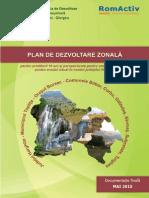 Plan Dezvoltare Zonala