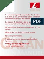 PROPUESTAS GALÁN-HOYOS