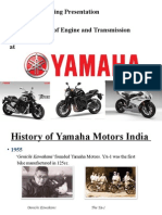 Yamaha Ppt