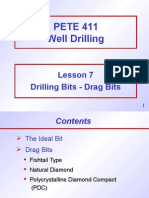 Tech Drilling Drilling DragBits