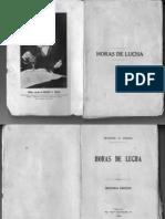 Manuel González Prada - Nuestros Inmigrantes