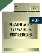 Planificacion avanzada producto