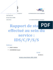 Rapport Stage PS3