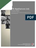 IFB Company Report