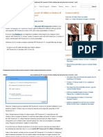 How to Install Microsoft .NET Framework 3