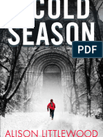 A Cold Season by Alison Littlewood, Extract.