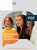 Learning n Dev Y Generation CIPD Report