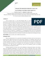 2.Applied-preliminary Secondary Metabolites Screening and Gc-ms Analysis of-Ankita Jain
