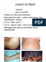 common Rashes.ppt