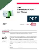 ScanStation C10-C5 UserManual En