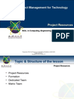 q Pmt 06 Project Resources