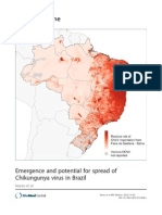 Emergence and Potential for Spread of Chikungunya Virus in Brazil_finished