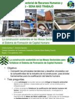 3. Consejo Colombiano Construcción Sostenible en Sena 2013-09-18
