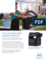 Dell B3465dnf Printer Brochure