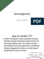 Karsinogenesis(1)