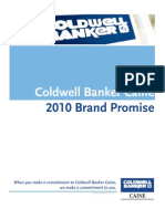 Coldwell Banker Caine Brand Promise