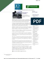 Notícia 17 de Outubro 2008, Correio Da Venezuela-1