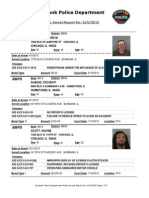 public arrest report for 05jun2015