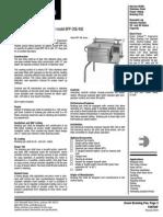 Groen BPP-40E Tilt Skillet