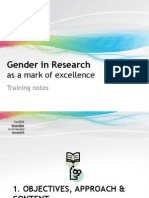 Gender in Research.ppt