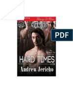 Andrew Jericho - Prison Masters 1 - Hard Times