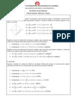 2-TC-Cálculo Integral-Volumes(Compreensão, Aplicação, Análise, Sintese e Avaliação)