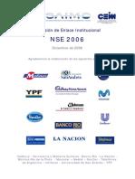 Nivel Socioeconomico 2006 - Asociacion Argentina de Marketing