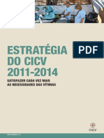 Estratégia do CICV 2011-2014