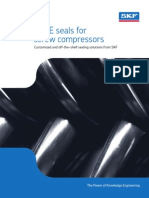 PTFE Seals Screw Compressors Brochure 10085 En