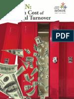 Principal Turnover Cost