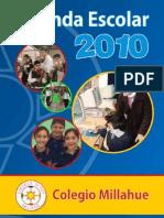 Agenda Escuela Millahue