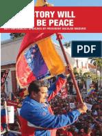 Nuestra Victoria Siempre Sera La Paz English