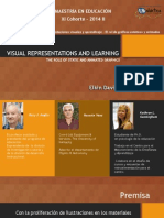 Visual Representations and Learning
