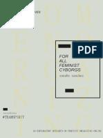For All Feminist Cyborgs