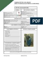 Anexo b - Fichas Especificaciones de Maquinaria