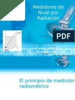 Medidores de Nivel Por Radiación